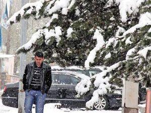 Турция в снегу