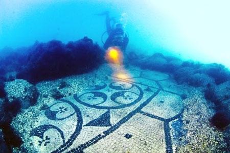 В Бурсе найдена подводная церковь
