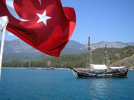В Турцию – смотреть на морских ежей и следы пыток