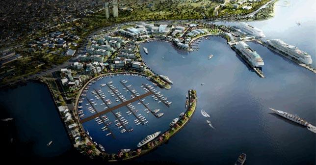 Турция «обрастает» пристанями для яхт
