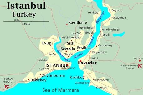 Стамбул получил награду от TripAdvisor