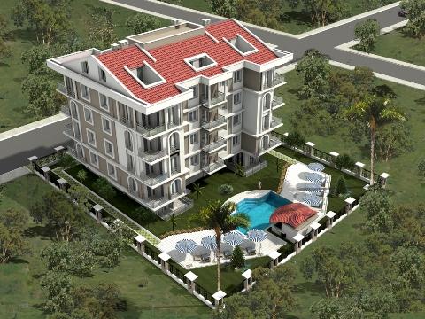 Турецкая недвижимость: цены пляшут от потолка
