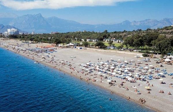 Пляж Анталии