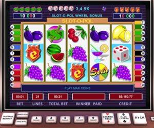 Игровой автомат Гараж играть бесплатно