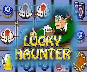 Играйте в автомат lucky haunter