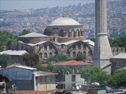 Международный стамбульский джаз-фестиваль и церковь Святой Ирины