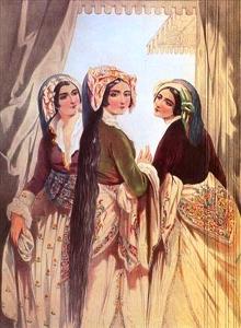 Султанские дочери